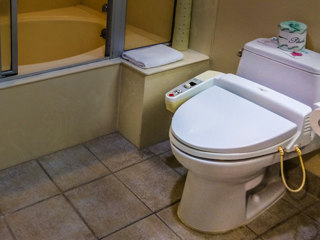 ハワイのトイレを快適に利用するための必需品