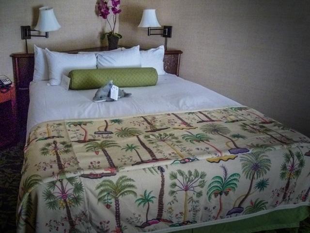 ハワイのホテルの部屋に侵入した蟻を撃退するのに必要なもの