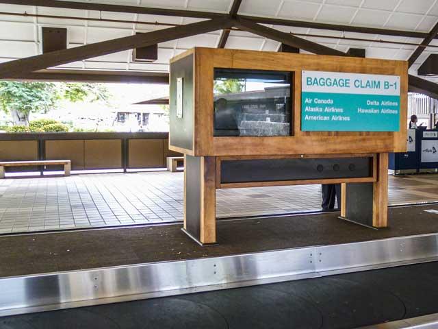 ハワイ旅行にスーツケースベルトを利用するメリット