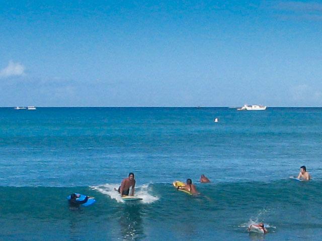 ハワイで初サーフィンの人が見ておくべき動画