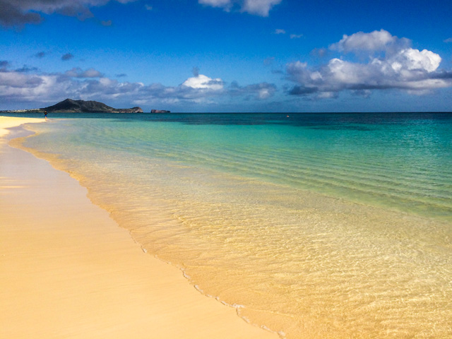 ハワイで水泳をしたい男性にインナーなしのサーフパンツが役立つ理由