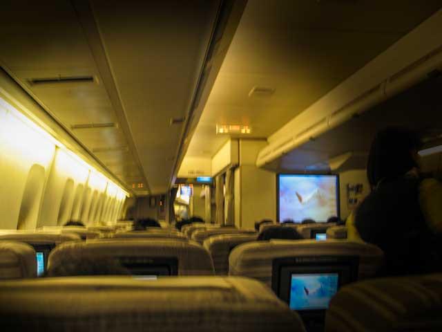 飛行機内での乾燥対策にあると役立つもの