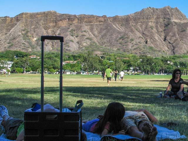 ハワイ旅行に予備のボストンバッグを持ち込むときにあると便利なグッズ