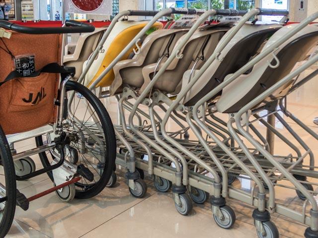 赤ちゃんとのハワイ旅行に、とても役立つチャイルドシート